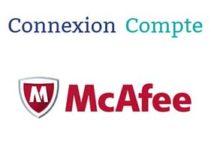 Mcafee Mon Compte Connexion