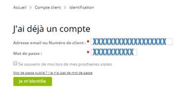 Connexion CompteBecquet.fr