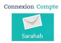 se faire un compte Sarahah