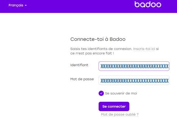www.badoo.com connexion compte