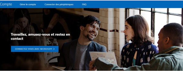 acces au site Office 365