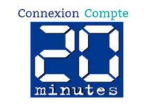 connexion au compte 20 minutes
