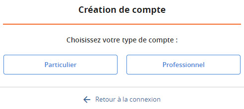 creation compte le bon coin