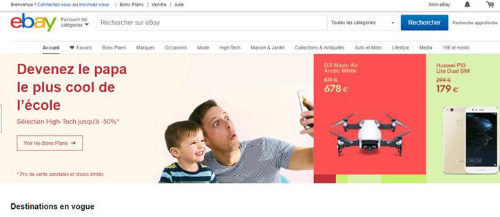 ebay site annonces en ligne