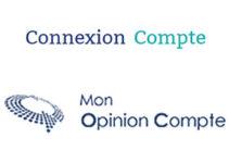 se connecter surMon Opinion Compte