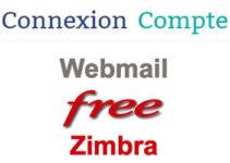 Messagerie free Zimbra