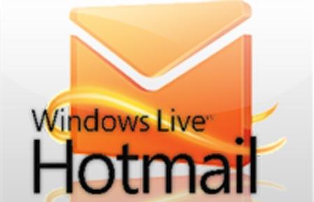 Boite courriel hotmail