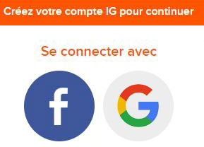 connexion instant gaming fcb ou gmail
