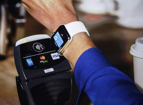paiement apple watch