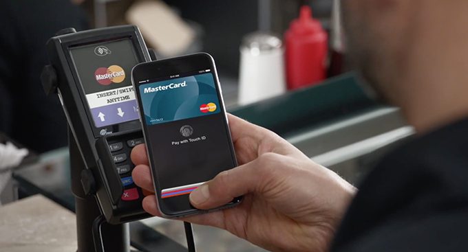 iphone paiement apple pay