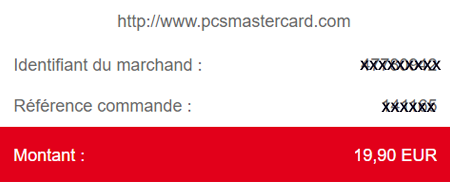 Consulter mon compte pcs mastercard