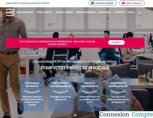 www.Agipi.com site officiel