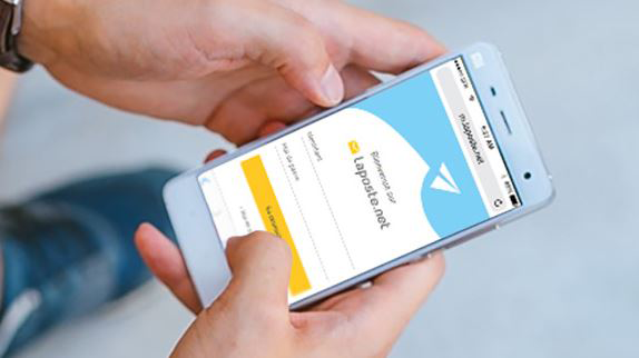 email laposte mobile