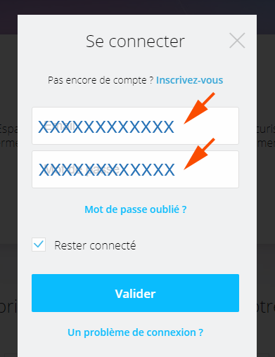 Se connecter espace Canal+