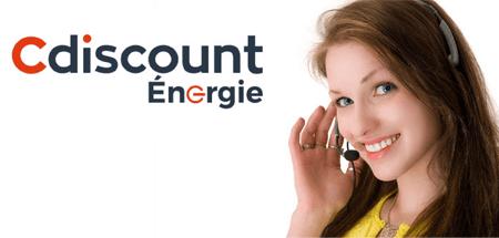 Cdiscount energie service client