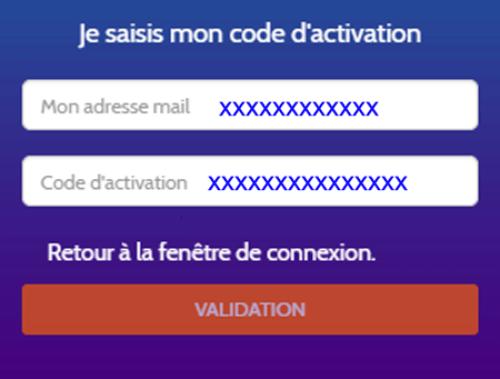 S'inscrire sur visale.fr