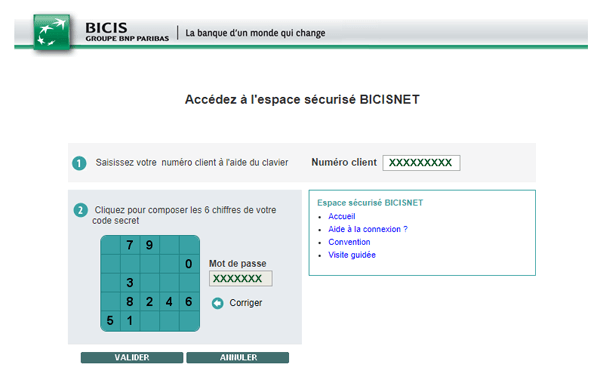 Bicisnet.net identification