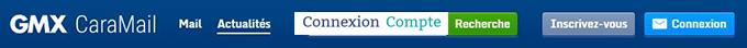 connexion gmx caramail