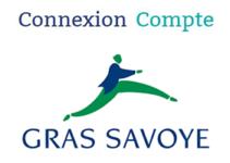 étapes d'identification pour accéder à l'espace client Gras Savoye