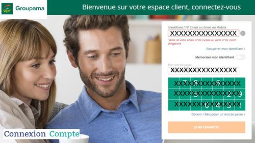 Accéder à mon compte groupama.fr