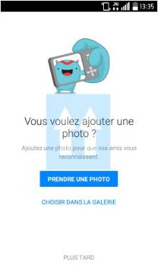 profil messenger