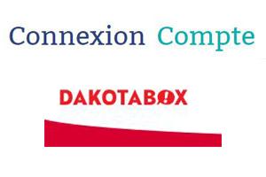 Se connecter à Dakotabox espace client