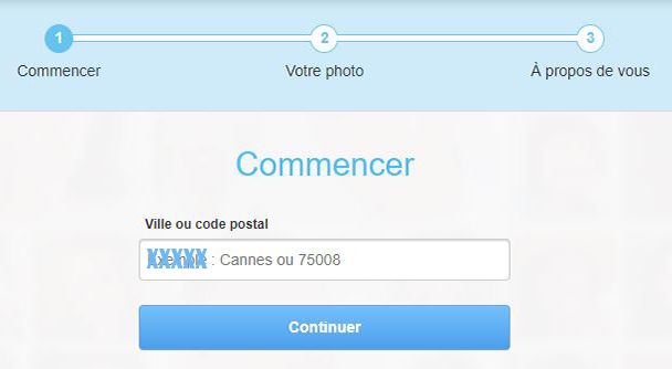 inscription zoosk