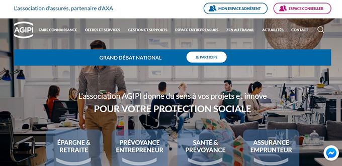 association des assures AGIPI