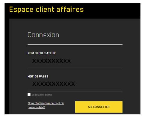 Se connecter à videotron espace client affaires