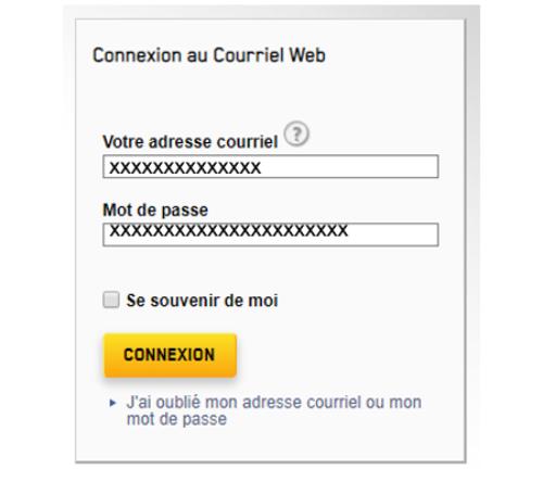 Courriel web vidéotron connexion