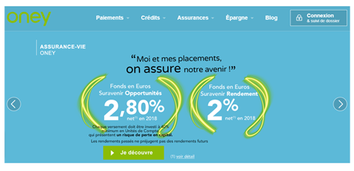 www.oney.fr espace client