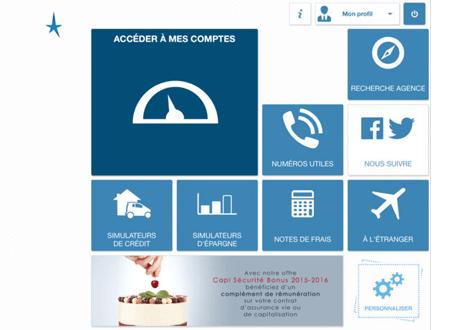 Application mobile Société Marseillaise de Crédit