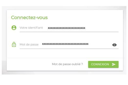 Se connecter à l'espace client wibox