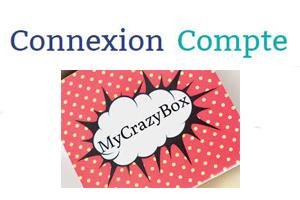 M'identifier mycrazybox.fr