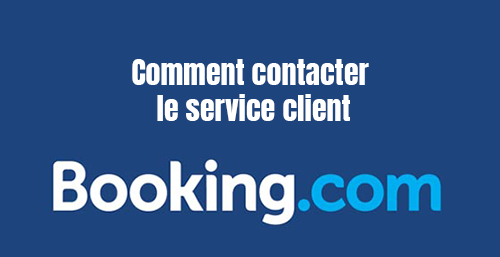 comment contacter le support client booking?