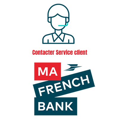 service client banque mobile