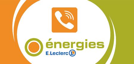 Leclerc energie numero de telephone