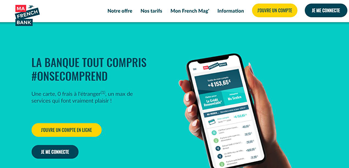 contacter banque mobile ma french bank