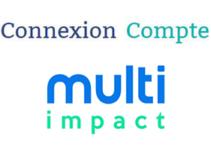 Se connecter au compte multi impact