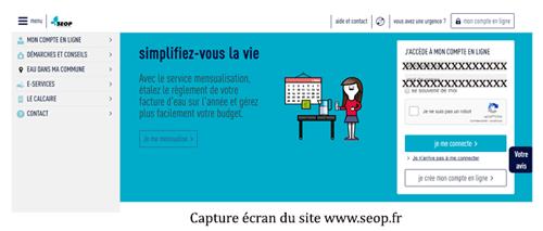 Seop.fr agence en ligne