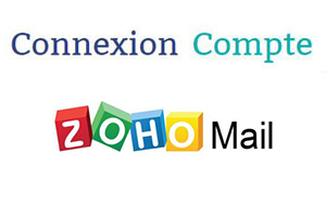 Compte de messagerie zoho mail
