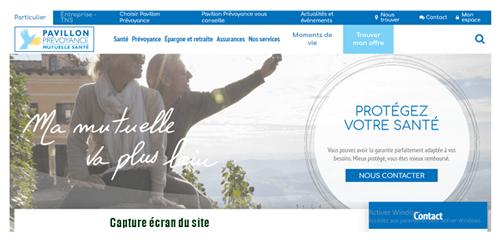 www.pavillon-prevoyance.fr mon compte
