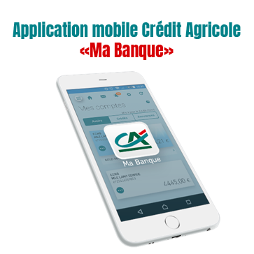 application mobile ca ma banque