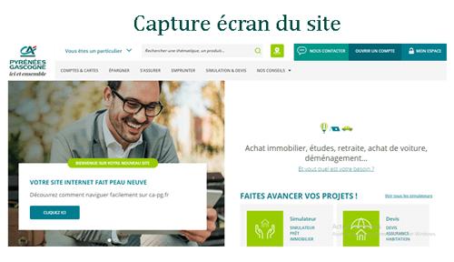 www.lefil.com a été remplacé par www.ca-pyrenees-gascogne.fr