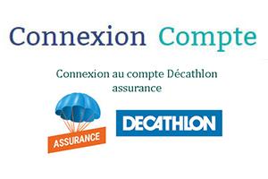 Connexion au compte assurance décathlon