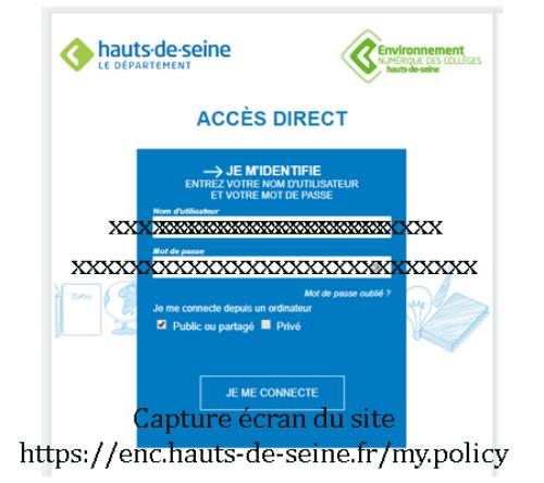 https //enc.hauts-de-seine.fr oze