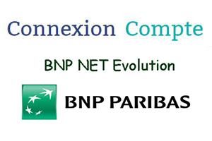 Accéder à bnp net evolution entreprise mon compte