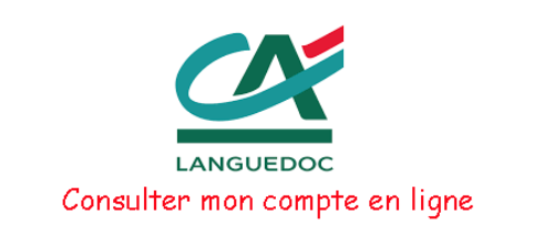 Consulter mon compte ca languedoc