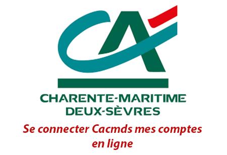 Accès sur www ca cmds fr releve de compte