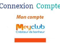 Meyclub.com mon compte bénéficiaire